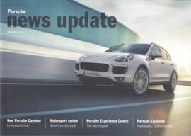 News Update UK with Cayenne, 20 pages,  # 3-2014, English language