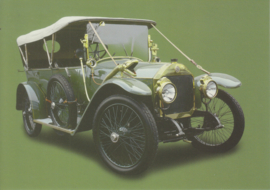 Benz 8/20 open touring car 1913, Classic Car(d) of the month 11/2002, Germany