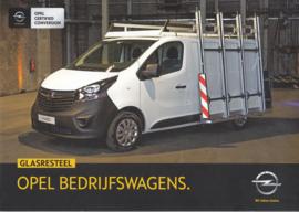 Commercials Glasresteel leaflet, 2 pages, DIN A4-size, 2015, Dutch language