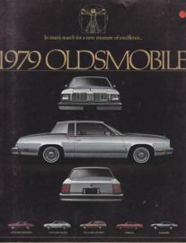 Cutlass/Omega/Starfire brochure 1979, 24 pages, 08/1978, USA