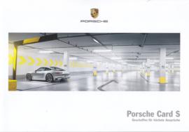 Card S brochure, 24 pages, 02/2016, German language