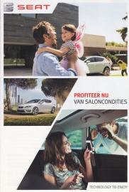 Program Autosalon brochure, 12 pages, 01/2016, Dutch language