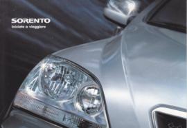 Sorento postcard, rack card by Citrus Italy, # 0915