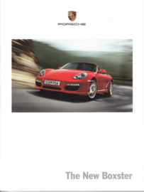 Boxster/Boxster S brochure 2009, 122 pages, USA, English %