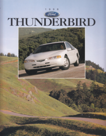 Thunderbird,  16 pages, English language, 8/1995, # 363