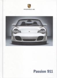 911 Carrera brochure, 146 pages, 06/2004, hard covers, German