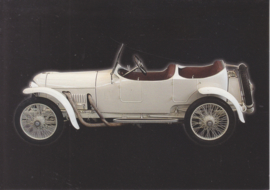 Benz  'Prinz-Heinrich-car' 1910, Classic Car(d) of the month 5/2003, Germany