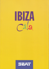 Ibiza Cala brochure, 6 pages, 07/1994, A4-size, German language