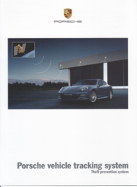 Vehicle Tracking System brochure, 6 pages, 08/2009, English