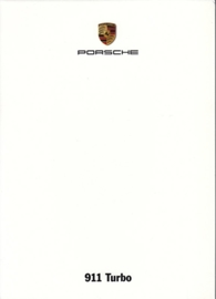 911 Turbo, A6-size set with 8 postcards in white cover, 2010, WSRC 1001 06S8 00