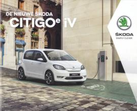 Citigo e iV brochure, 40 pages, Dutch language, 2020
