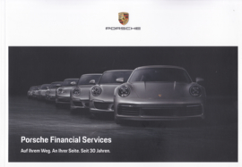Financial Services brochure, 32 pages, 01/2019, German
