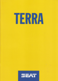 Terra brochure, 12 pages, 9/1994, A4-size, German language