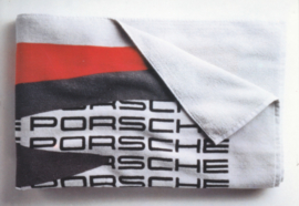 Selection - towel postcard,  DIN A6-size, issued mid 1990s
