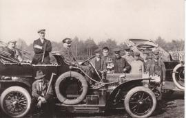 Lorraine Dietrich 1907, Spanjersberg, Car museum Driebergen, date 363, # 48