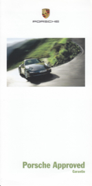 Approved & Warranty brochure, 6 pages, 06/2011, German language
