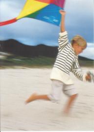 Lupo 3 litre TDI postcard,  A6-size, German language, 1999