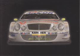 Mercedes-Benz CLK-DTM 2001, Classic Car(d) of the month 6/2003, Germany