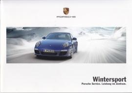 Wintersport brochure, 32 pages, 09/2010, German language