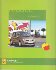 Modus brochure, 40 pages, 01/2005, Dutch language