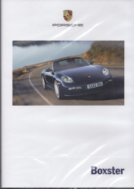 Boxster, DVD, WVK 307 300 12, 2006, still wrapped
