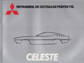 Celeste 1600/2000 brochure, 16 pages, 1977, Dutch language