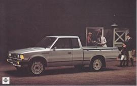Pickup Truck, US postcard, standard size, 1980