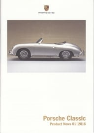 Classic brochure, 16 pages, 01/16, English