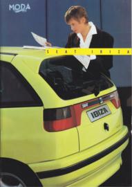 Ibiza brochure, 24 pages, about 1993, A4-size, Dutch language