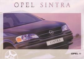 Sintra brochure, 4 pages, 10/1996, Dutch language