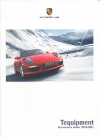 Tequipment Winter brochure, 20 pages, 08/2010, Dutch language