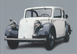 Mercedes-Benz Typ 130 1935, Classic Car(d) of the month 7/2002, Germany