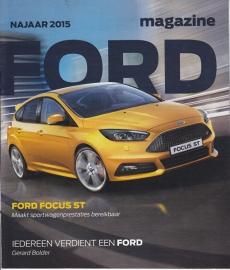 Magazine Autumn 2015 all models, 20 pages, 09/2015, Dutch language