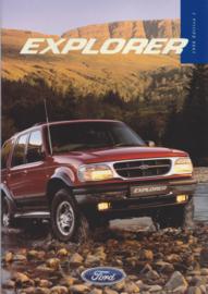 Explorer, 24 pages, English language, 1/1998, # FA 1270/2
