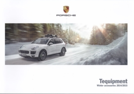 Tequipment Winter brochure, 36 pages, 08/2014, English language