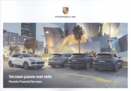 Financial Services brochure, 8 pages, 12/2018, Dutch (Belgium)