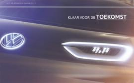 Program brochure, A4-size, 40 pages, Dutch language, 01/2017 (Belgium)