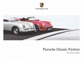 Classic Partners brochure, 12 pages, 03/2016, French
