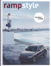 Levante special edition magazine, DIN A4-size, 28 pages, German language, 2016