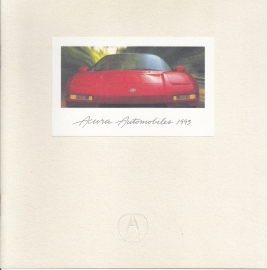 Program all models with NSX, 20 pages, USA, E4300, 10/1992