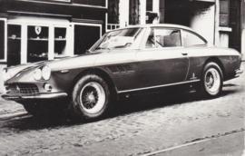 Ferrari 330 GT, Spanjersberg, date 465, unnumbered