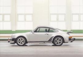 911 Turbo, continental size postcard, Bildermeister, 03/2016
