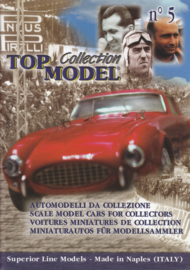 Top Model collection brochure, 36 pages, 02/2000, English language, A4-size