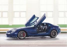 300 SLR McLaren, continental size postcard, Bildermeister, 03/2014