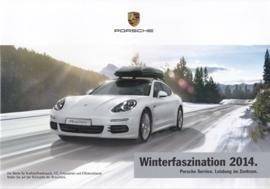 Winter Fascination brochure, 32 pages, 08/2014, German language