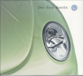 Volkswagen New Beetle,  CD-ROM, factory issue, Germany, about 2000