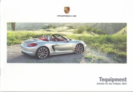Program all models Tequipment brochure,  24 pages, 02/2012,  German