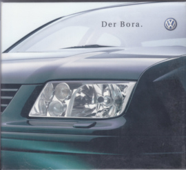 Volkswagen Bora,  CD-ROM, factory issue, Germany, about 2000