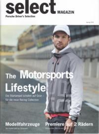 Select magazine # Spring 2014, 36 pages, 11/2013, German language