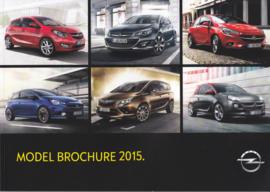 Program all models brochure, 48 pages, 2015, Dutch language (AutoRAI)